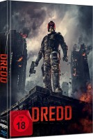 Dredd - 4K Ultra HD Blu-ray + Blu-ray / Mediabook / Cover C (4K Ultra HD)