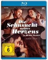 Die Sehnsucht meines Herzens - Ae Dil Hai Mushkil (Blu-ray)