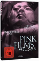 Pink Films Vol. 5 & 6: Woman Hell Song & Underwater Love - Special Edition (Blu-ray)