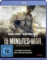15 Minutes of War (Blu-ray)
