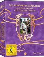 Die schönsten Märchen der Brüder Grimm und Hans Christian Andersen - 6 auf einen Streich (DVD)