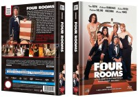 Four Rooms - Limited Collector's Edition / Cover D (Blu-ray)