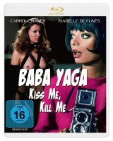 Baba Yaga - Kiss Me, Kill Me (Blu-ray)