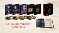 Hellraiser - Trilogy Black Box / Limited Deluxe Edition (Blu-ray)