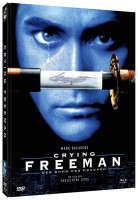 Crying Freeman - Der Sohn des Drachen - Limited Collector's Edition / Cover D (Blu-ray)