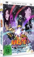 Naruto - The Movie - Geheimmission im Land des ewigen Schnees - Limited Special Edition (Blu-ray)