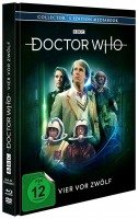 Doctor Who - Fünfter Doktor - Vier vor Zwölf - Limited Collector's Edition (Blu-ray)