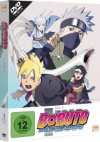 Boruto Naruto Next Generations - Vol. 3 / Episode 33-50 (DVD)