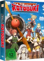 The Magnificent Kotobuki - Die komplette Serie (DVD)
