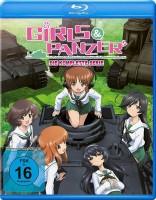 Girls & Panzer - Die komplette Serie / Volume 1-3 + OVA (Blu-ray)