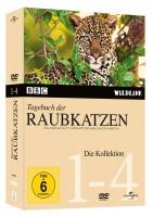 Das BBC Tagebuch der Raubkatzen - BBC Wildlife (DVD)