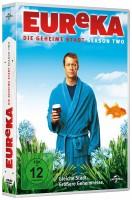 Eureka - Staffel 2 / Amaray (DVD)