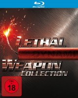 Lethal Weapon 1-4 - Collection (Blu-ray)