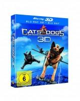 Cats & Dogs - Die Rache der Kitty Kahlohr - Blu-ray 3D (Blu-ray)