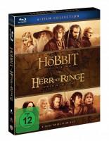 Mittelerde Collection - Kinofassungen (Blu-ray)