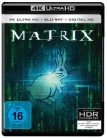 Matrix - 4K Ultra HD Blu-ray + Blu-ray (4K Ultra HD)