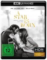 A Star Is Born - 4K Ultra HD Blu-ray + Blu-ray (4K Ultra HD)