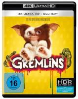 Gremlins - Kleine Monster - 4K Ultra HD Blu-ray + Blu-ray (4K Ultra HD)