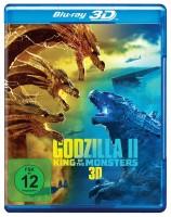 Godzilla II: King of the Monsters - Blu-ray 3D (Blu-ray)