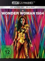 Wonder Woman 1984 - 4K Ultra HD Blu-ray + Blu-ray (4K Ultra HD)