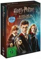 Harry Potter - Complete Collection / Jubiläumsedition / Magical Movie Mode (DVD)