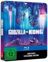 Godzilla vs. Kong - Limited Steelbook (Blu-ray)