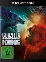 Godzilla vs. Kong - 4K Ultra HD Blu-ray + Blu-ray (4K Ultra HD)