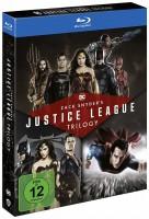 Zack Snyder's Justice League Trilogy (Blu-ray)