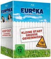 Eureka - Die komplette Serie / 2. Auflage (Blu-ray)