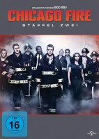 Chicago Fire - Staffel 02 (DVD)