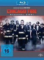 Chicago Fire - Staffel 02 (Blu-ray)