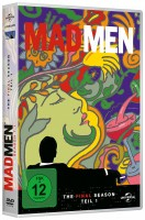 Mad Men - Season 7.1 (DVD)