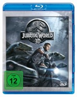 Jurassic World 3D - Blu-ray 3D + 2D (Blu-ray)