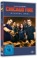 Chicago Fire - Staffel 03 (DVD)