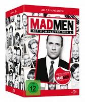 Mad Men - Die komplette Serie (DVD)