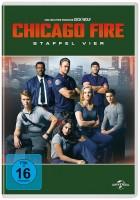 Chicago Fire - Staffel 04 (DVD)