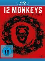 12 Monkeys - Staffel 01 (Blu-ray)