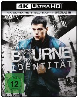 Die Bourne Identität - 4K Ultra HD Blu-ray + Blu-ray (Ultra HD Blu-ray)