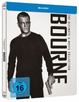 Bourne - The Ultimate 5-Movie Collection / Steelbook (Blu-ray)