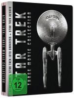 Star Trek - Three Movie Collection / Steelbook (Blu-ray)