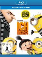 Ich - Einfach unverbesserlich 3 - Blu-ray 3D + 2D (Blu-ray)