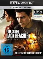 Jack Reacher - Kein Weg zurück - 4K Ultra HD Blu-ray + Blu-ray (Ultra HD Blu-ray)