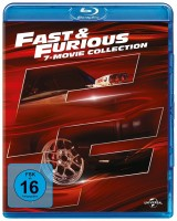 Fast & Furious - 7 Movie Collection (Blu-ray)