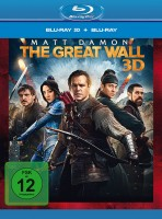 The Great Wall - Blu-ray 3D + 2D (Blu-ray)
