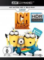 Ich - Einfach Unverbesserlich 2 - 4K Ultra HD Blu-ray + Blu-ray (4K Ultra HD)