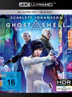 Ghost in the Shell - 4K Ultra HD Blu-ray + Blu-ray (4K Ultra HD)