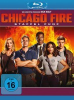 Chicago Fire - Staffel 05 (Blu-ray)