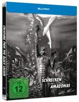 Der Schrecken vom Amazonas - Blu-ray 3D + 2D / Limited Steelbook (Blu-ray)