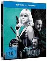 Atomic Blonde - Limited Steelbook (Blu-ray)