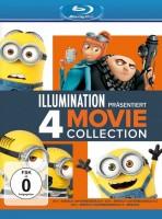 ICH - einfach unverbesserlich 1-3 & Minions (Blu-ray)